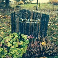 Euronymous' grave in Norway (Mayhem)