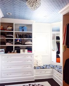 The Zhush: Home Tour: My Closet Before And After