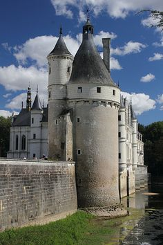 Chenonceau Chateau, Loire Valley, France