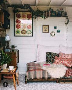 Great porch or camp style