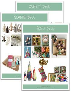 boho style scandinavian christmas decor online interior design