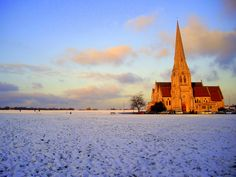 Blackheath, London. by Jo Hinson