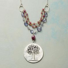 HERITAGE TREE NECKLACE: View 1