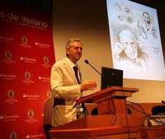 @juanluisarsuaga en la Conferencia Inaugural de la XXV Edición de los Cursos de Verano