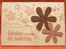 Perfekt Kerstinu0027s Kleine Bastelwelt: Lauter Feierlichkeiten, Einladung, 70.  Geburtstag | 80 | Pinterest