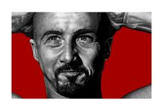American History X American History X, Comic Movies, Famous People, Canvas Art, Comics, Gallery, Artwork, Fictional Characters, Image