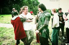 """The Chronicles of Narnia: Prince Caspian"" Behind the Scenes."