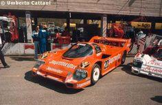 RSC Photo Gallery - Mugello 1000 Kilometres 1985 - Porsche 956 no.20 - Racing Sports Cars