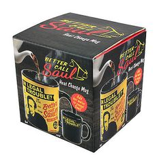 #Better call saul heat change mug breaking bad ceramic cup #coffee tea #quote,  View more on the LINK: 	http://www.zeppy.io/product/gb/2/301803611549/