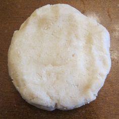 pie crust dough disk