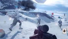 Star Wars Battlefront: Survival Mode Displayed at E3