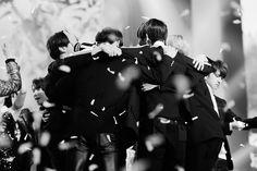 BTS at 2015 MBC Gayo Daejejun