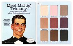 The Balm Meet Matt(e) Trimony Matte Eyeshadow Palette