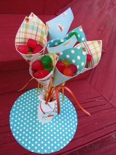 Party candy cones