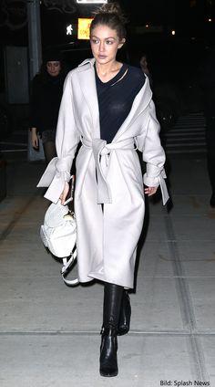 08ee41a5a009b6 Den Mantel von Gigi Hadid kann man nachkaufen - und er kostet nur 295 Euro  Bekleidung
