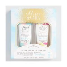 Cost Plus World Market A&G Lotus Flower Body Wash and Cream 2 Pack ($13) ❤ liked on Polyvore featuring beauty products, bath & body products, body cleansers and cost plus world market