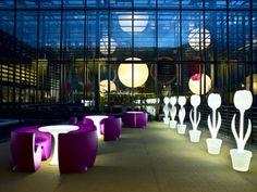 Tulip lumineuse par Moredesign - Blog Esprit Design