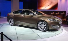 Ford Pondering Fancypants Vignale Trim for Fusion [2014 Geneva Auto Show]
