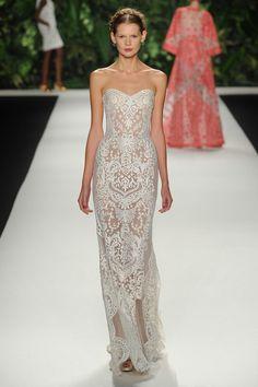 Naeem Khan | Spring 2014 Ready-to-Wear Collection | Style.com naeem khan, style, fashion week, dress, 2014 rtw, khan spring, gown, spring 2014, khan ss