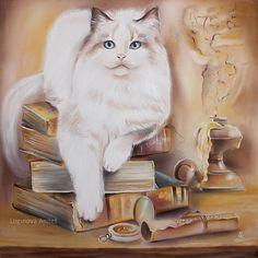 Рыжие сны. Логинова Аннет в детстве закончила художественную школу. По окончании обучения я совершенствовала свою технику на индивидуальных занятиях с…