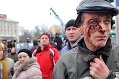 "Ucraina strigă: ""Revoluție!"""