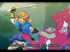 """WAIT wasn't this line from Henry in Fire Emblem?<<< Yep, except Henry didn't say """"rich boy"""""""
