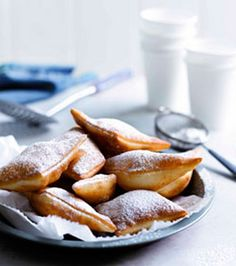 Powder Puff Beignets (1) From: Gourmet Traveller, please visit