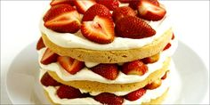 Strawberry shortcake is amongst the most beloved of American sweet treats. Our recipe is almost what Grandma used to make, only just a little more special!