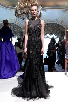 Dennis Basso RTW Spring 2013 - Runway, Fashion Week, Reviews and Slideshows - WWD.com