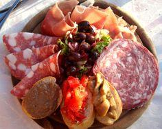 Antipasto Toscano -Authentic Italian cuisine