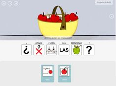 SOFTWARE - Pictojuegos: Básicos.  Nuevo pictojuego destinado a la adquisición y refuerzo de los primeros conceptos básicos a través de escenas animadas y divertidas.   http://www.pictojuegos.com/basicos/  En total, se incluyen 32 conceptos fundamentales para el aprendizaje.