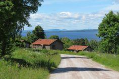Lake Siljan, Dalarna, Sweden.