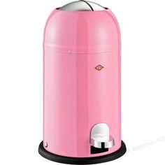 Mülleimer Wesco Kickmaster Junior, pink