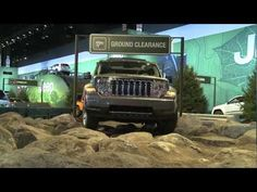 Take a ride in a Chrysler, Dodge, Ram, Jeep or Fiat vehicle at the 2012 Chicago Auto Show test tracks.