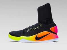 best service a9ec7 b1beb Nike Hyperdunk 2016 Flyknit Nike Kwazi, Nike Basketball Shoes, Nike  Trainers, Sneaker Magazine