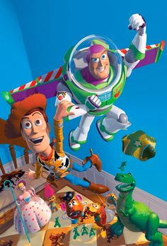 "The 30 Most Iconic Movie Catchphrases of All Time -  ""To Infinity.......and Beyond."" Toy Story"