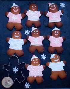 Pierniki gryczane (bez glutenu i jajek) - Lawendowy Dom Gingerbread Cookies, Christmas Decorations, Gluten Free, Food, Recipes, Decorated Cookies, Gingerbread Cupcakes, Glutenfree, Essen