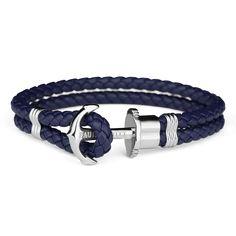 PHREPS  Unsere maritimen Armbänder, genannt PHREPS, sind in bis zu sieben verschiedenen Größen erhältlich. Geschlossen werden die Armbänder mit einem Anker. #ableitner