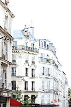 Montmartre, Paris. #paris #travel #wanderlust