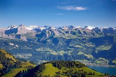 On this full-day alpine excursion, escape Zurich and spend a glorious day in the Lake Lucerne area, exploring Mount Rigi, known as the 'Queen of the Mountains,' and the picturesque lakeside town of Lucerne. This tour is mostly made up of Best Of Switzerland, Switzerland Tourism, Zermatt, Zurich, Hotels, One Day Trip, Seen, Round Trip, Day Tours