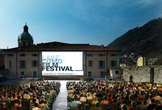 Lake Como Film Festival - outdoor movies ~ Como, Italy
