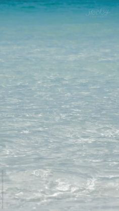 Vertical stock video of crystal clear blue ocean water along the Florida Coast near Pensacola Beach. Ocean Wallpaper, Pink Wallpaper Iphone, Paradise Places, Ocean Video, Pensacola Beach, Beach Aesthetic, Beautiful Ocean, Water Photography, Fantasy Landscape