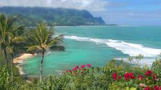 A Secret Kauai Hotel—Princeville, Hawaii. Hawaii Vacation Packages, Kauai Vacation, Dream Vacations, Winter Vacations, Kauai Resorts, Vacation Places, Honeymoon Destinations, Vacation Ideas, Kauai Hawaii