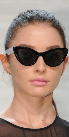 2bdbb8b6a8f Kate Spade Spring 2016 ~ New York Fashion Week Eye Glasses
