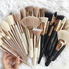 perfect make up brushes set