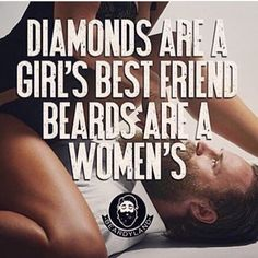 Everyone loves a man who comes with a beard. Beards are sexy, masculine, and a total turn on. Here are some beard quotes to celebrate these beautiful beasts. Sexy Bart, Beard Quotes, Bearded Men Quotes, Bearded Tattooed Men, I Love Beards, Awesome Beards, Beard Game, Epic Beard, Beard Humor
