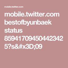 mobile.twitter.com bestofbyunbaek status 859417094504423425?s=09