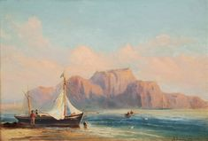 View View of a coast by Aleksei Petrovich Bogolyubov on artnet. Browse upcoming and past auction lots by Aleksei Petrovich Bogolyubov. Russian Landscape, Past, Artist, Painting, Military, Past Tense, Artists, Painting Art, Paintings