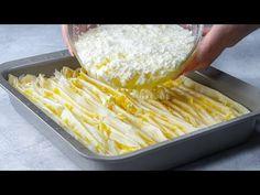 Amikor valami gyorsat és laktatósat kívánsz, készíts filo tésztás falatokat!  Ízletes TV - YouTube Macaroni And Cheese, Cooking Recipes, Sweets, I Foods, Bread, Quelque Chose, Ethnic Recipes, Empanada, Deserts