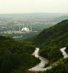 Islamabad, Pakistan. City i was born in :)